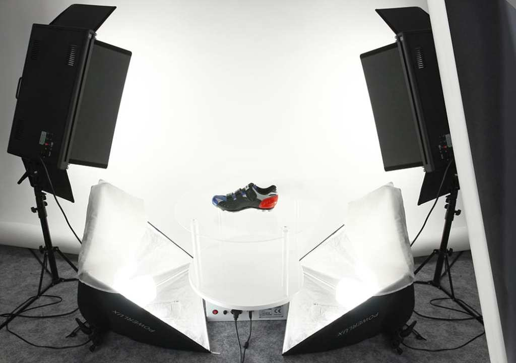 fotografie de produs Masa plexi glass pentru platforma rotativa Twister