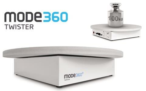 Mode360 Twister - platforma rotativa