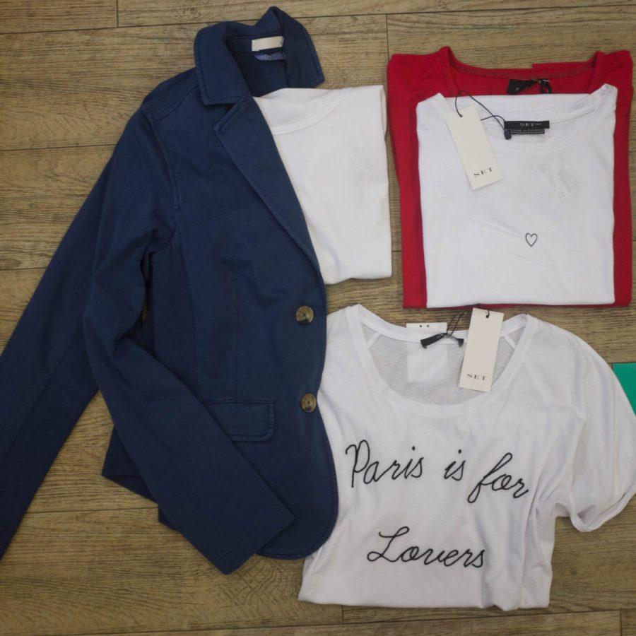 Das T-Shirt – ein Basic mit Statement
