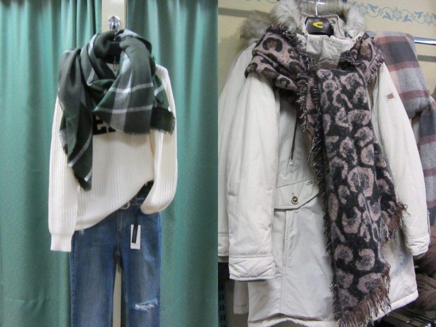 Modebotschaft #27 – Wohlfühlschals für drinnen und draußen