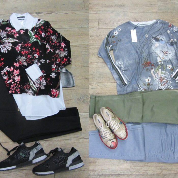Modebotschaft #32 -Sommerstrick
