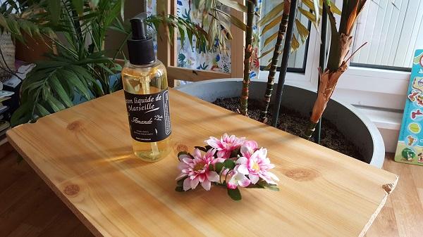 Savon liquide de Marseille Aromat 2
