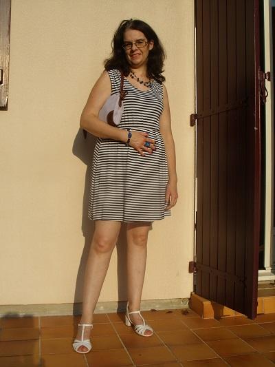 Une petite robe Camaieu