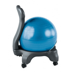 best yoga ball chair reviews bean bag filler canada exercise modeets c the 5 chairs 1 gaiam original balance