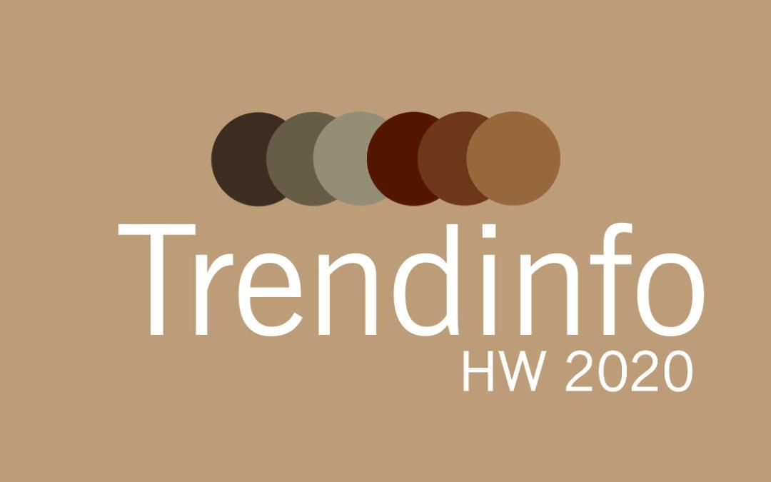 Trendinfo Herbst/Winter 2020 für Damen