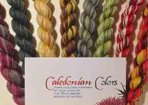 Caledonian Colors