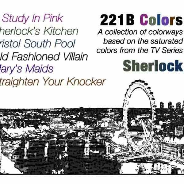 221B Label