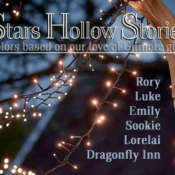 Stars Hollow Stories Label