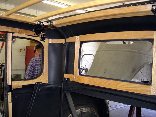 1931 ford model a interior kits. Black Bedroom Furniture Sets. Home Design Ideas