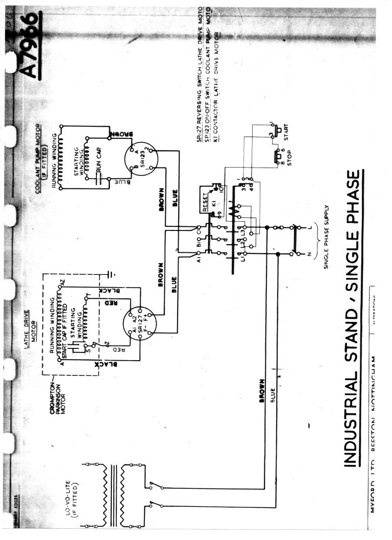 [DIAGRAM] Brook Crompton Wiring Diagram FULL Version HD