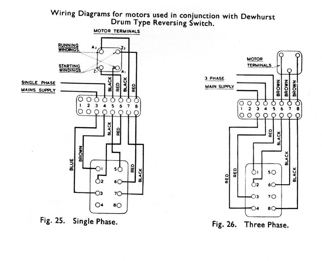 drum switch wiring diagram bremas reversible ac motor 2004 expedition vacuum system salzer switches p220 1518