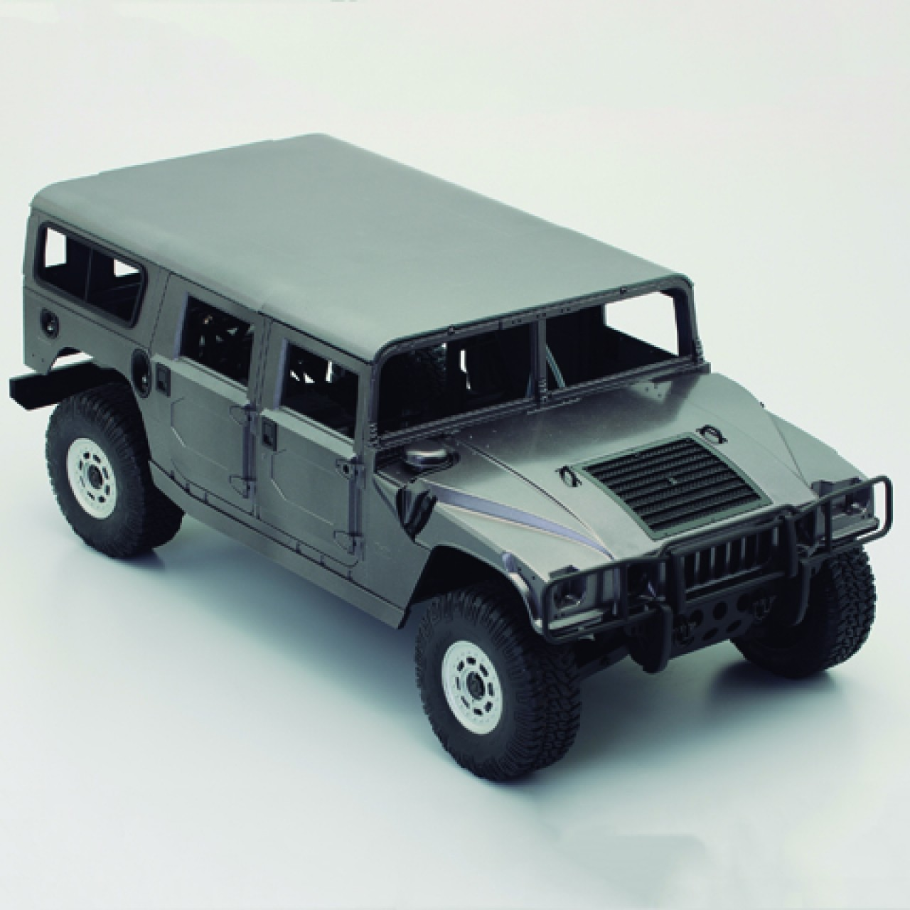 hight resolution of rc hummer h1 scale model