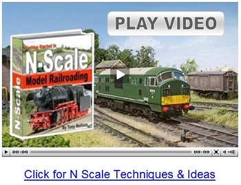 The Advantages Of N Scale Train Layouts And Why They Are The Space Savers video capture nscale