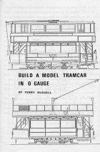 Model Tram Books