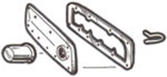 Tam's Model A Parts. Model A Full Flow Oil Filter System