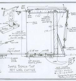 hot wire foam cutter wiring diagram [ 1024 x 823 Pixel ]