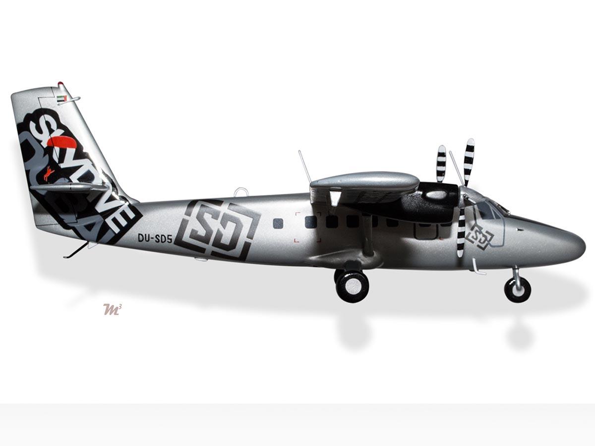 De Havilland Twin Otter DHC6100 Skydive Dubai Model