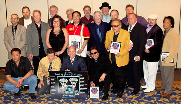 Diecast Hall of Fame Inductees