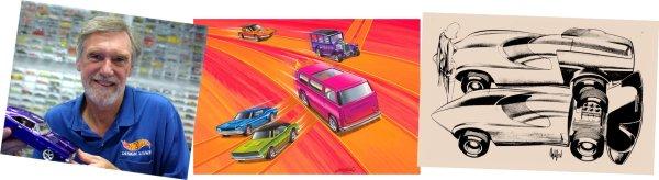 Hot Wheels Redline