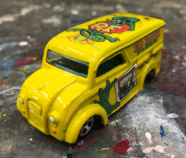 Ed Roth Custom