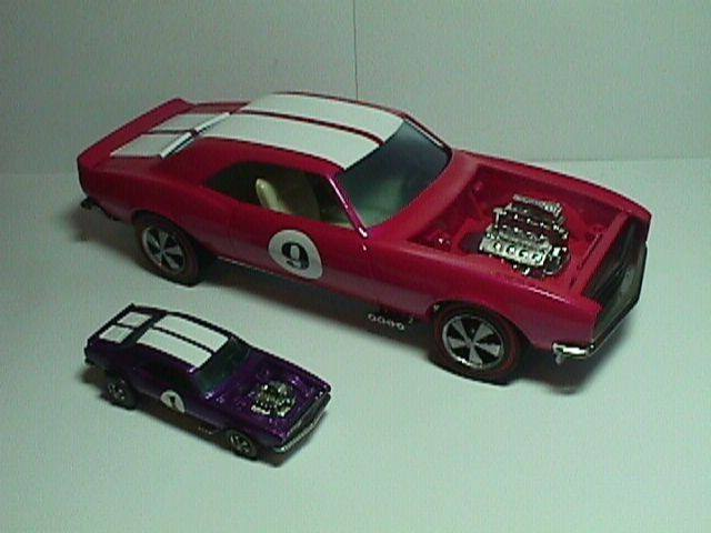 Large Scale Hot Wheels Heavy Chevy