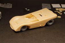 Ferrari 312 B Body