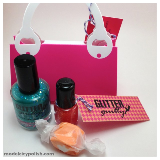 Glitter Guilty Box