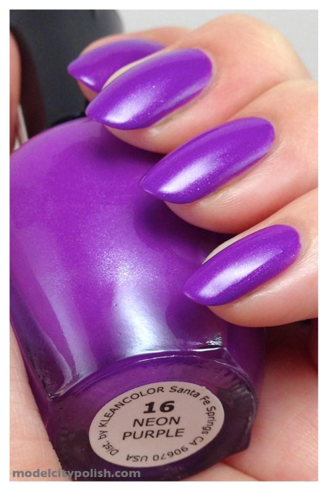 Neon Purple 5