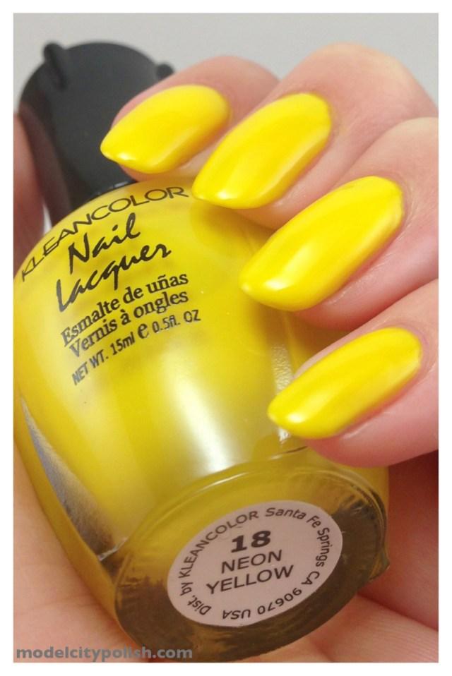 Neon Yellow 5