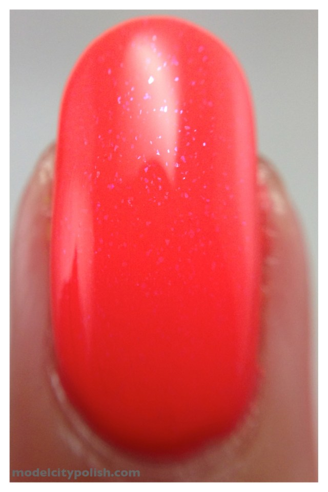 Neon Red 6