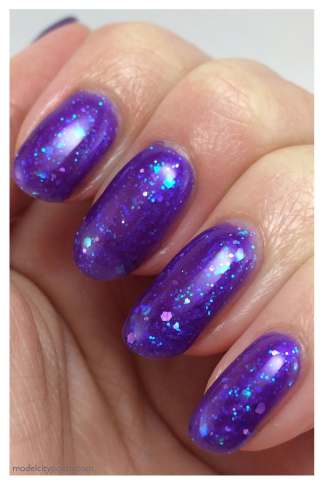 Violet Vixen 3