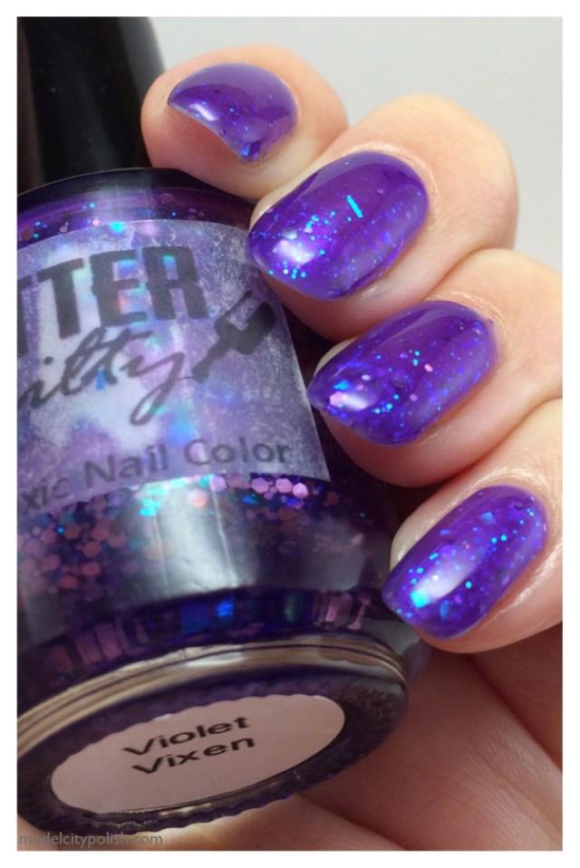 Violet Vixen 5