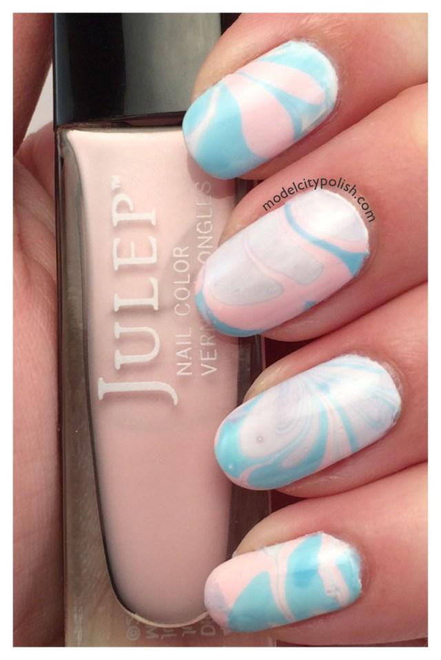 Pastel Water Marble 2