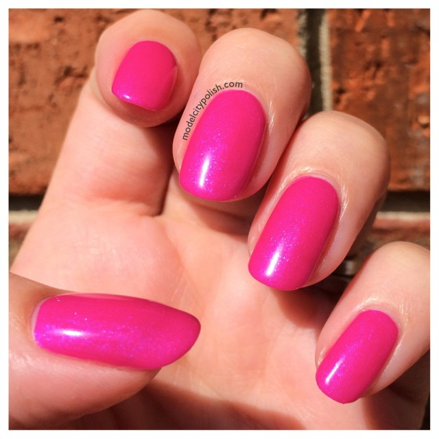 Hot Pink Barbie 3