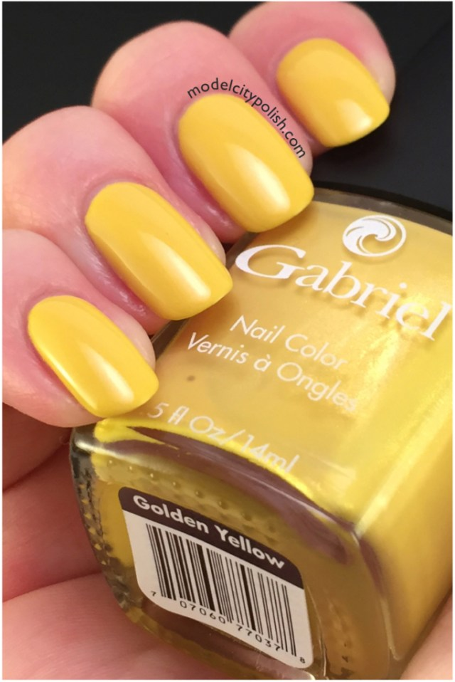 Golden Yellow 4