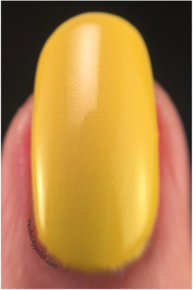 Golden Yellow 5