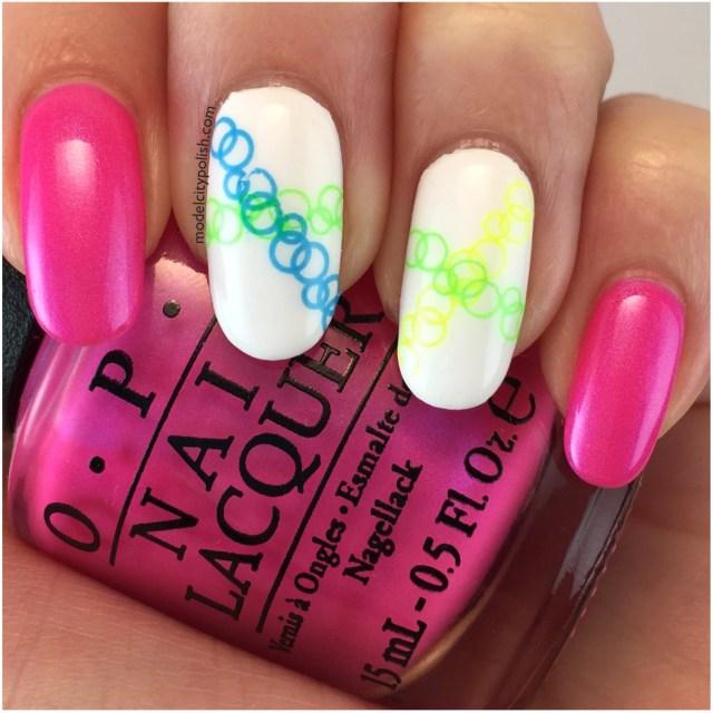 Neon Swirl 1