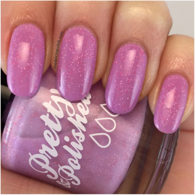 Pretty & Lilacquered 1