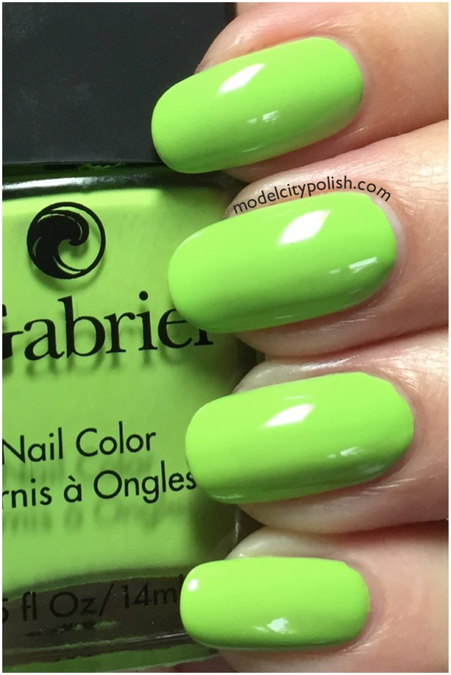 Lime Green 2