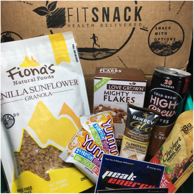 October Fit Snack 2015