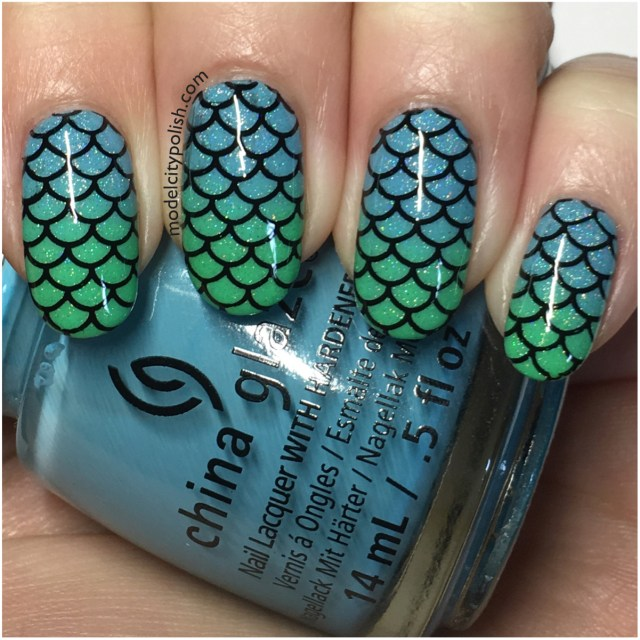 China Glaze Mermaid 1
