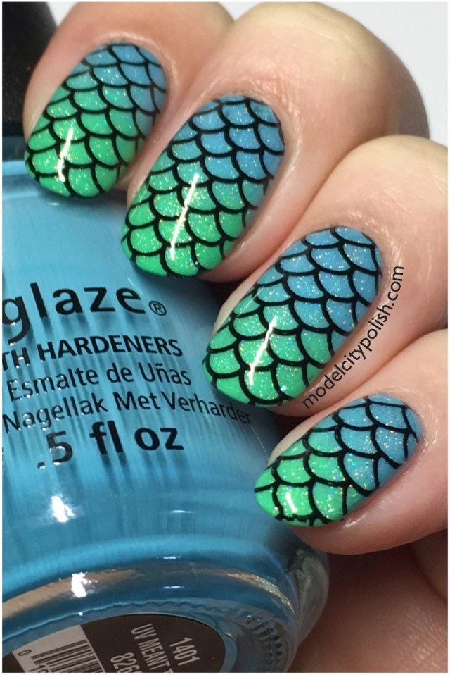 China Glaze Mermaid 4