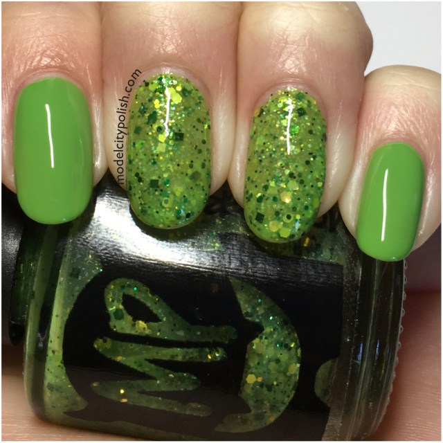 Monster Polish & China Glaze 1
