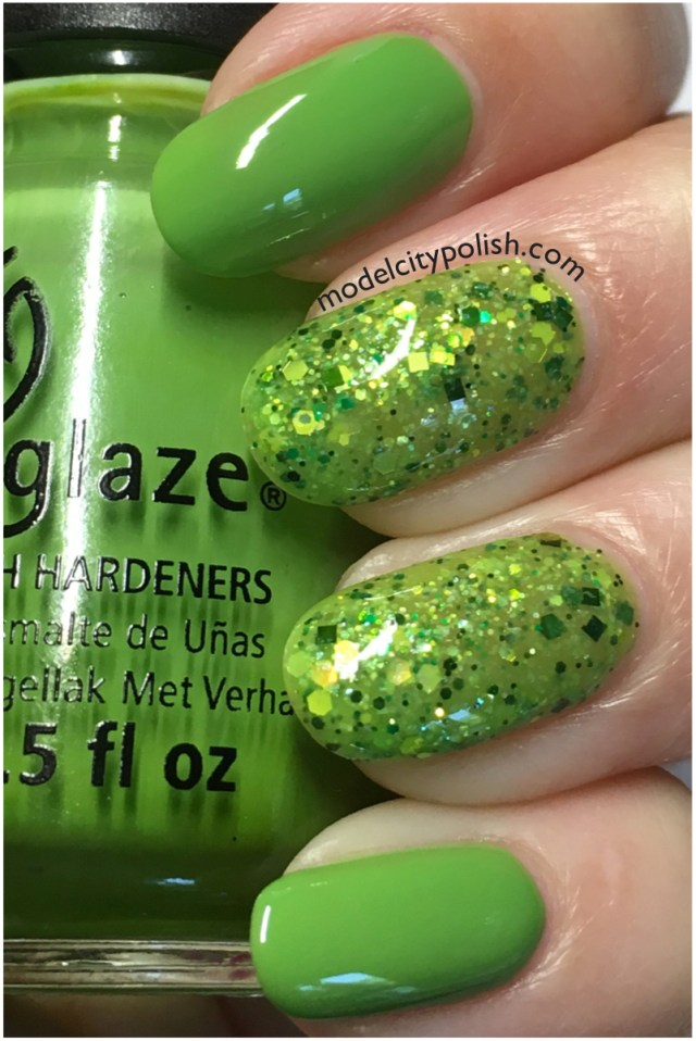 Monster Polish & China Glaze 6