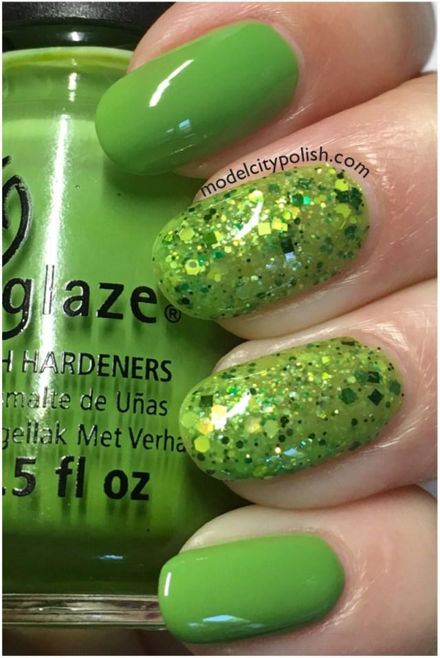 Monster Polish & China Glaze 6