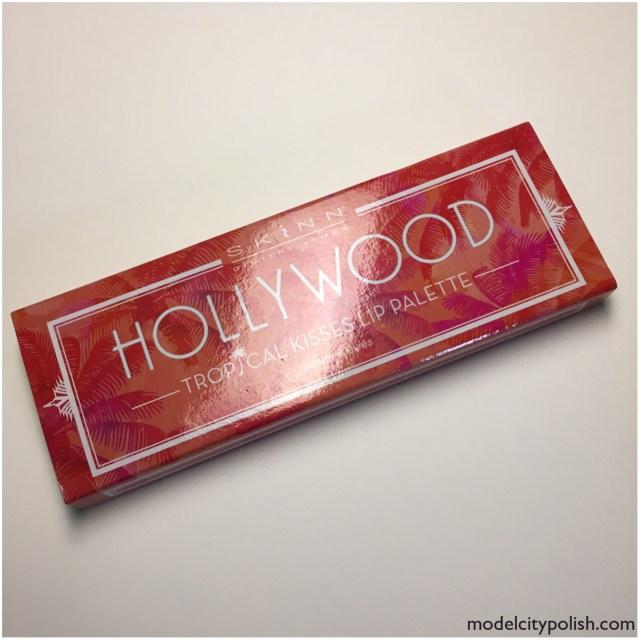 Hollywood Lip Palette 1