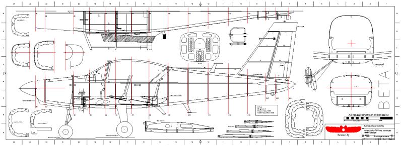 135-01-1 Fuselage 15-c