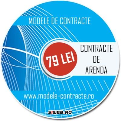 model contract arenda