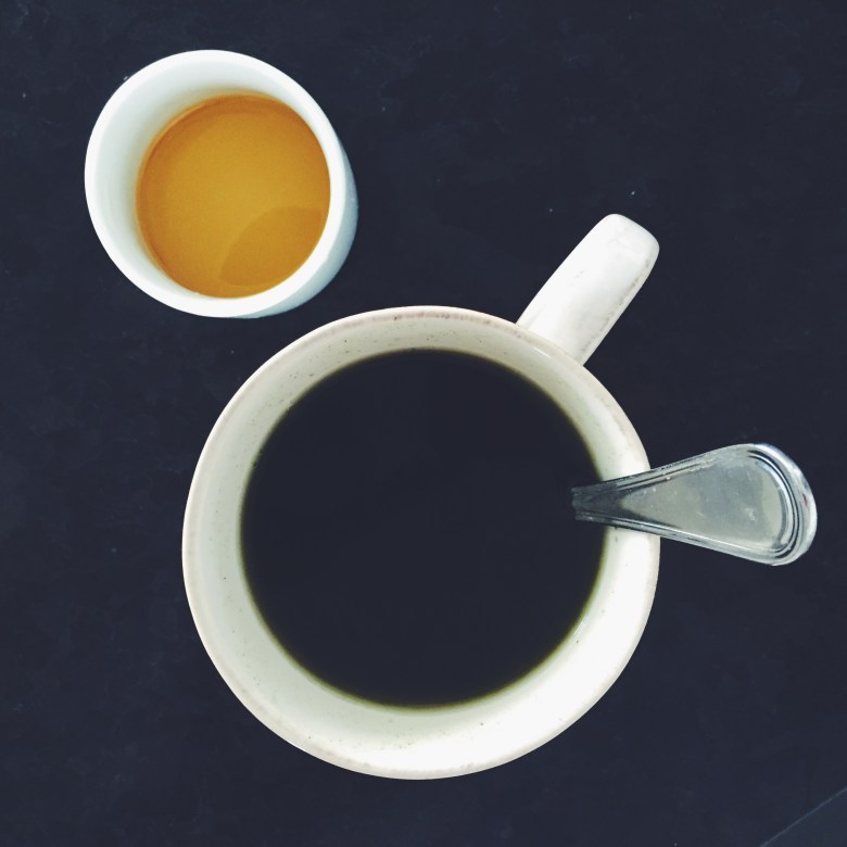 wheatgrass tea
