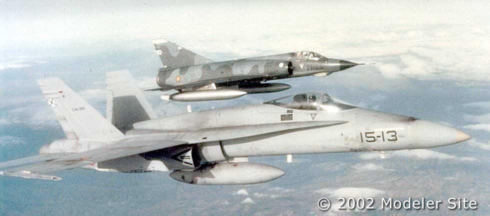 F18 Ejercito del Aire Espanol